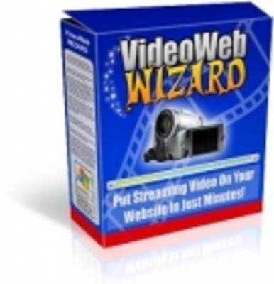 Product picture VideoWeb Wizard